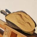 Intonaco In Calce e Cocciopesto Giallo avorio (o Rosa antico) - Sacco Da 25 Kg.