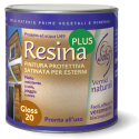 RESINA - RESIN - Satin protective finish