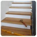 Oak solid hardwood flooring 15mm