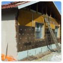 Expanded cork insulation panels - from 5 to 30 cm thickness