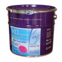 TRASPIRANTE IDROPITTURA - Antistatic, breathable matt covering water-based paint, for indoor use.