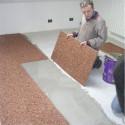Paneles de corcho de 1 a 10 cm de espesor - Panel de aislamiento térmico y acústico