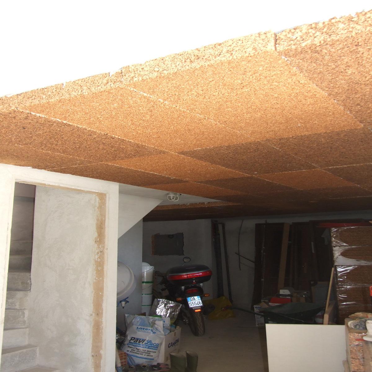 COIBENTAZIONE DEL GARAGE