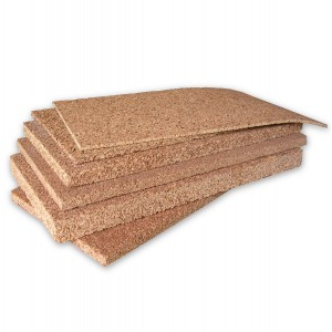 cork thermal panels